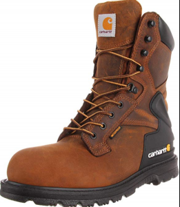 Carhartt Men's CMW8200 8 Steel Toe Work Boo