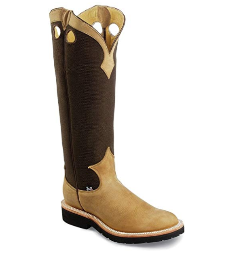 Justin Dune Traction Women's Snake Boot