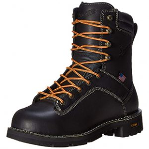 Danner Men's Quarry Alloy Toe Lineman Work Boot