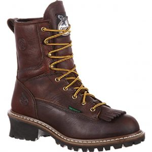 Georgia Lineman Boots for Men's Loggers G7313