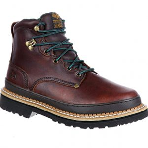 Georgia Boot Men's Georgia Giant Landscaping Work Boot