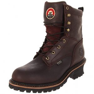 Irish Setter Men's Steel-Toe Lineman Work Boot