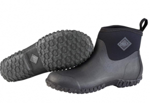 Muckster ii Ankle-Height Men's Landscaping Rubber Boots