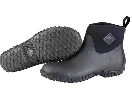 Muckster ii Ankle-Height Men's  (Best Landscaping Rubber Boots)