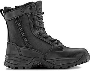 Maelstrom Women's TAC FORCE 8 Inch Militar Correctional Duty Work Boot