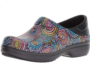 Crocs Women's Neria Pro Ii Clog Slip-Resistant Work and Nursing Shoe