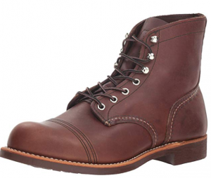 Red Wing Men's Iron Ranger Boots