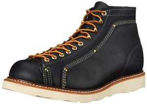 Thorogood Men's Wedge Sole Soft Toe Roofer Boot