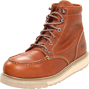 Timberland Pro Men's Barstow Soft Toe Wedge Boots for Roofing