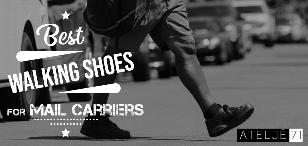 Best Walking Shoes for Mail Carriers [2021 Reviews]