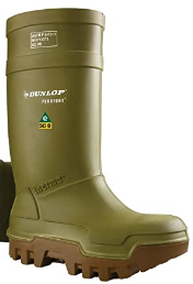Dunlop (Purofort Thermo Boots)